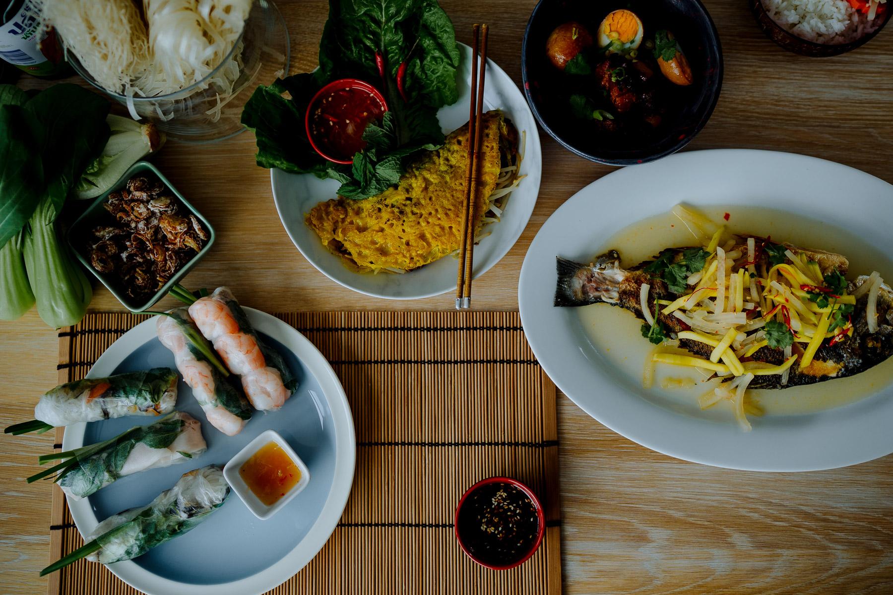 Loc's Vietnamese cookery school