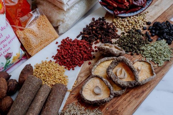 Spices. vietnamese Cookery School