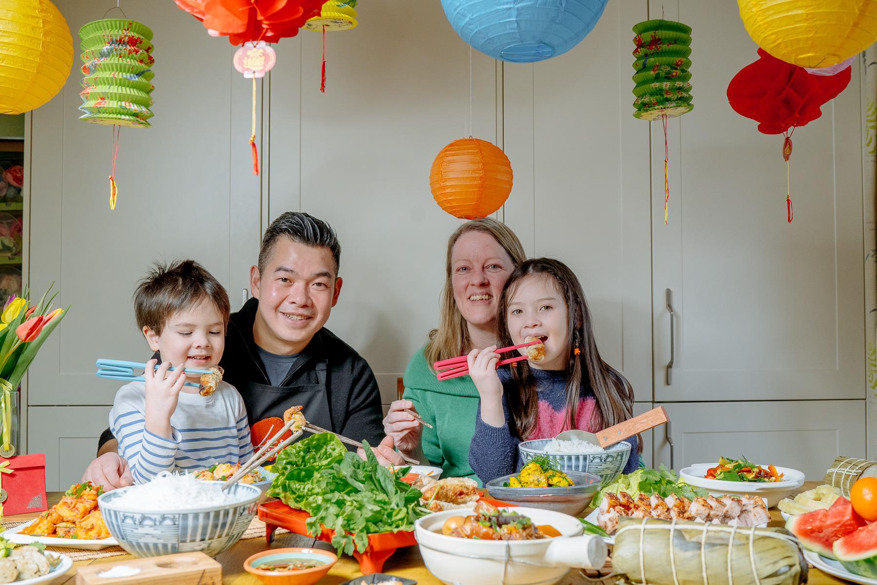 Tet - Vietnamese Lunar New Year