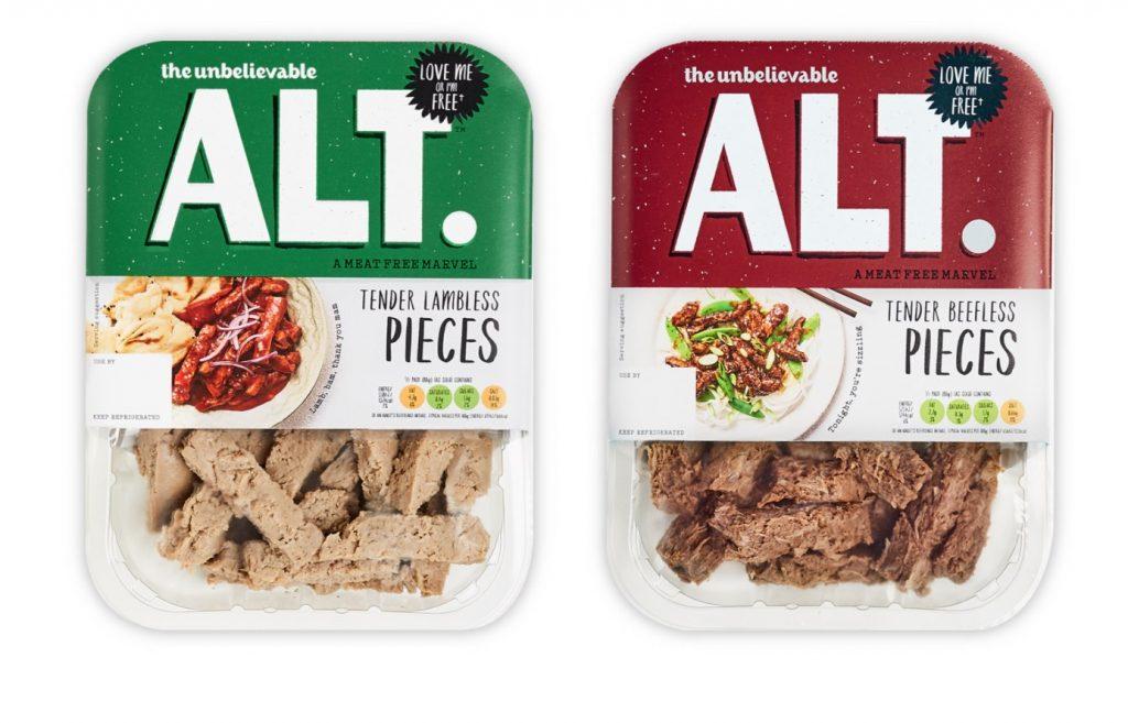 Veganuary alt meat