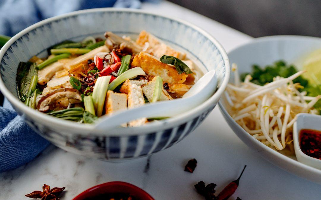 Veganuary in Loc's Taste of Vietnam