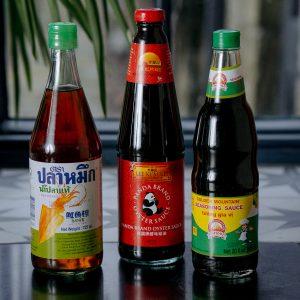 Vietnamese Sauce Box