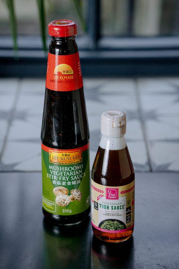 Vegetarian Soy Sauce